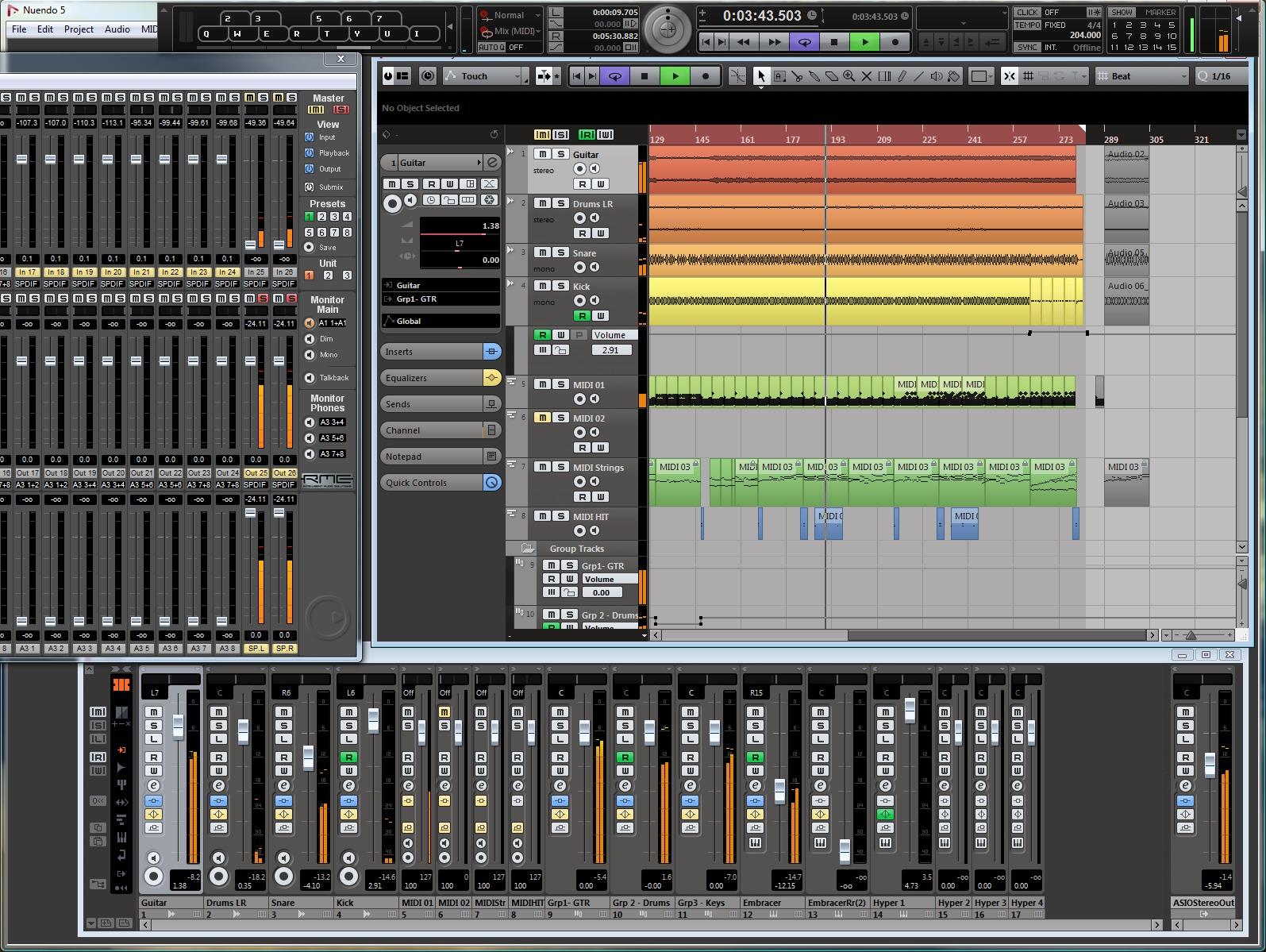 logiciel montage audio