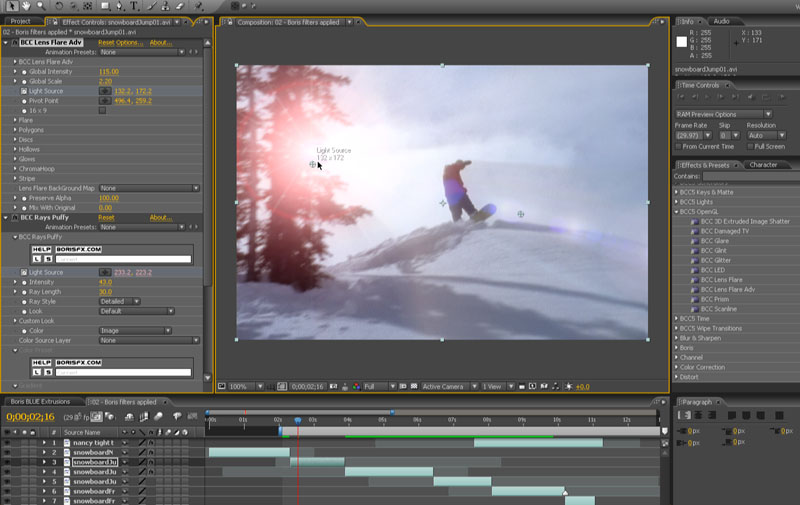 Adobe after effects cs3 - 7845
